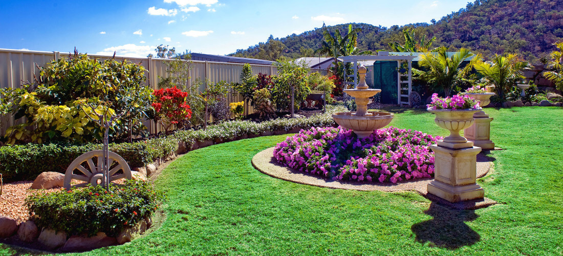 Getting Your Property Ready For Spring - Total Package ... on Backyard Ideas For Large Yards id=56296